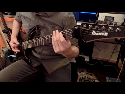 Killswitch Engage - Hate By Design (Guitar Cover) w/solo