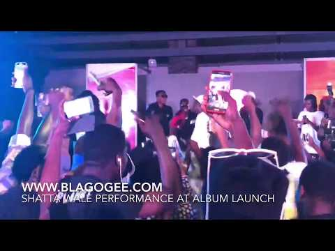 Shatta Wale Epic Performance At His Reign Album Launch To Fans
