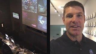 Behind-the-scenes - Robotics Mission Control Centre
