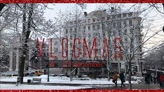 Vlogmas | 4-10 декабря + рецепт постных булочек