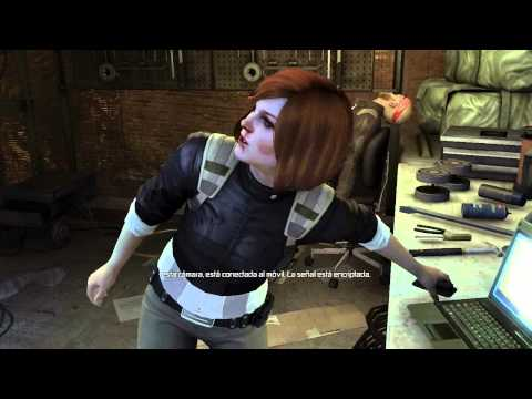 (Dax) Splinter Cell: Conviction - Misión 3 - Guia de todo el recorrido HD