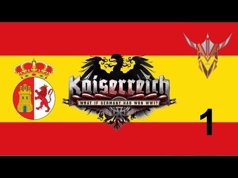 Hearts of Iron IV - Kaiserreich - Spanish Civil War - 1