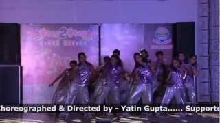 Paathshala | Aadat Se Majboor | Touch Me | Dance Performance by Step2Step Dance Studio