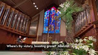 Christ the Lord Is Risen Today  |  arr. John Rutter