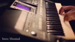 موسيقى بيانو - غرق الغرقان أكثر - عزف - علي الدوخي
