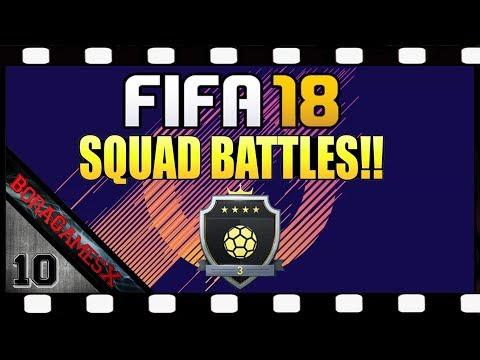 Zagrajmy w FIFA 18 Squad Battles #10 + Paczki za Elite 3 💥