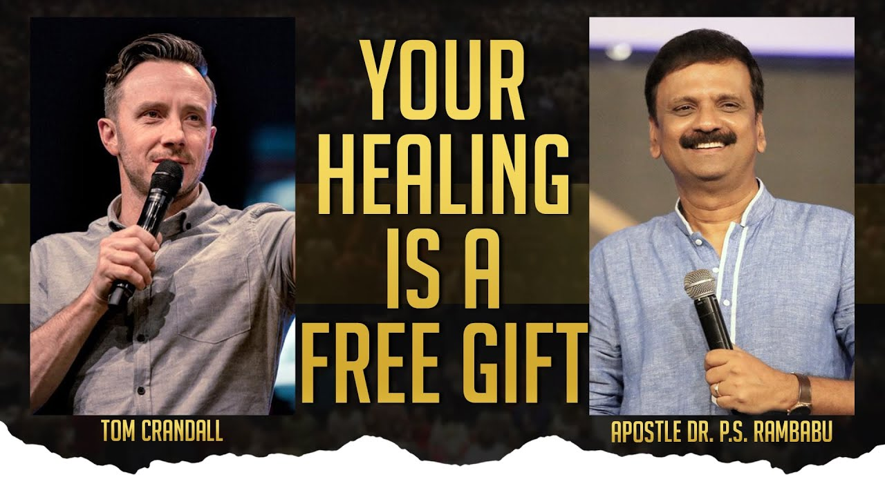 YOUR HEALING IS A FREE GIFT.