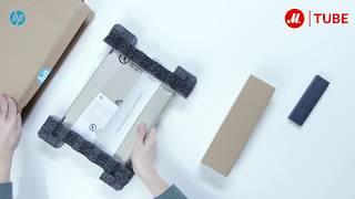 Распаковка ноутбука-трансформера HP Pavilion x360 Convertible 14ba047ur 2GF88EA