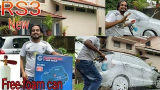 Portable car washer machine GC-RS3 2300-Watt | car wash | nitto rai | celerio car