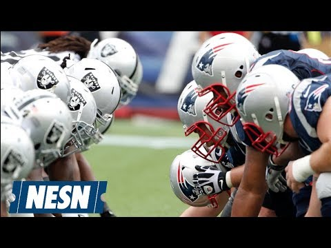 Between The Tackles: Patriots Out West, Raiders Preview