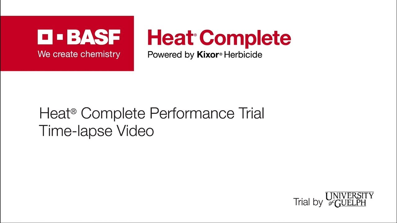 BASF | Heat Complete Time-Lapse