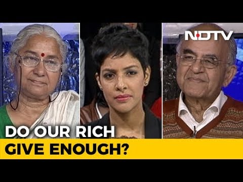 We The People: Are India's Rich Charitable Enough?