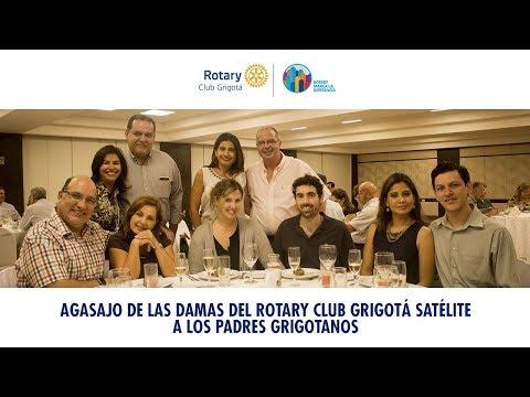 Agasajo de las Damas del Rotary Club Grigotá Satélite a los Padres Grigotanos