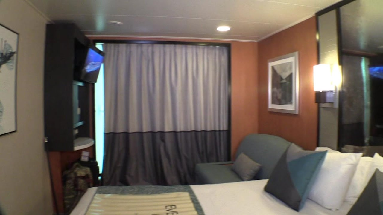 Ncl Pearl Balcony Cabin 9168 After 2017 Drydock Youtube