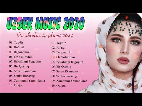 Слушать песню TOP 100 UZBEK MUSIC 2020    Узбекская музыка 2020 - узбекские песни 2020.