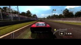Ferrari Challenge Gameplay PS3