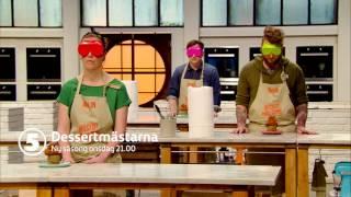 En ny härlig säsong av Dessertmästarna på Onsdag 21.00 på Kanal 5!
