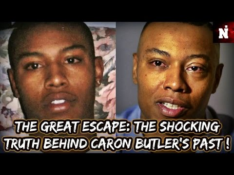 The Great Escape: The SHOCKING Truth Behind Caron Butler's Past!
