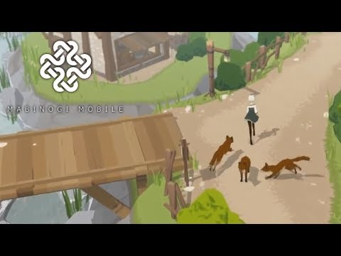 Mabinogi Mobile (KR) - G-Star 2017 game trailer