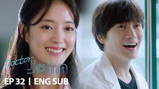 Ji Sung ❤️ Lee Se Young, So Beautiful Ending! [Doctor John Ep 32]
