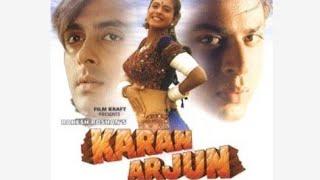 "Gup Chup Gup Chup Full Song HD [Alka Yagnik,IIa Arun] (From ""Karan Arjun"")"