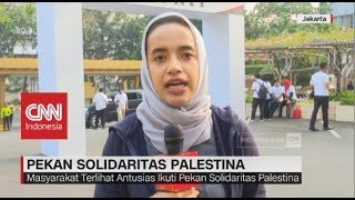 Kemenlu Adakan Pekan Solidaritas Palestina di Jakarta