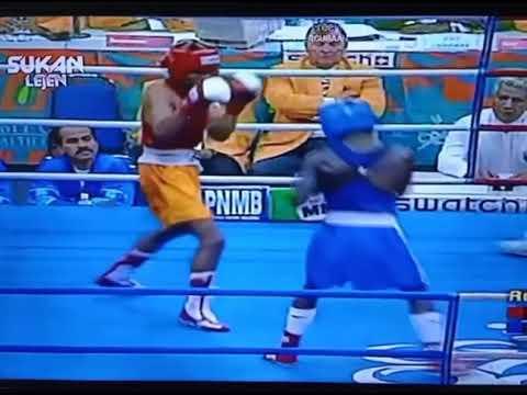 Sapok Biki Gold Medal 48kg 1998 Commonwealth Games in Kuala Lumpur