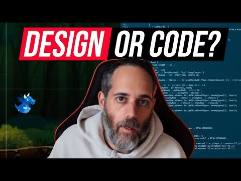 Learn To Code Or Game Design? Which Is Better? (and Why?)