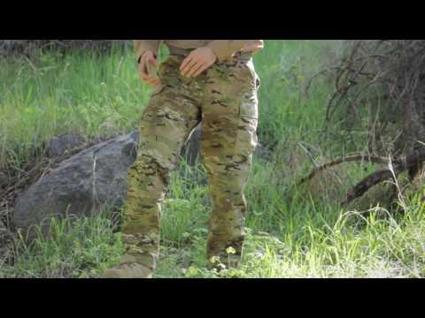 74350 Multicam TDU pants