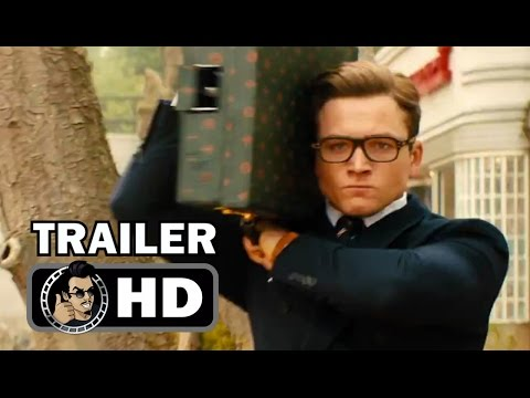Thumbnail: KINGSMAN 2: THE GOLDEN CIRCLE First Footage - Ultimate Breakdown (2017) Spy Action Movie HD