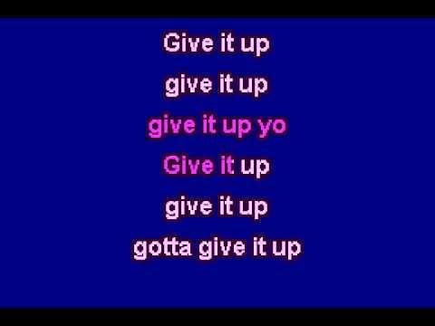 ggnzla KARAOKE 064, Public Enemy - GIVE IT UP