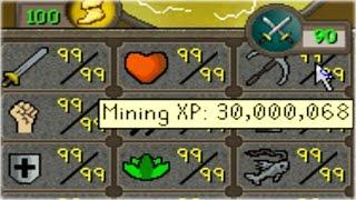 30M Mining + Rock Golem Pet