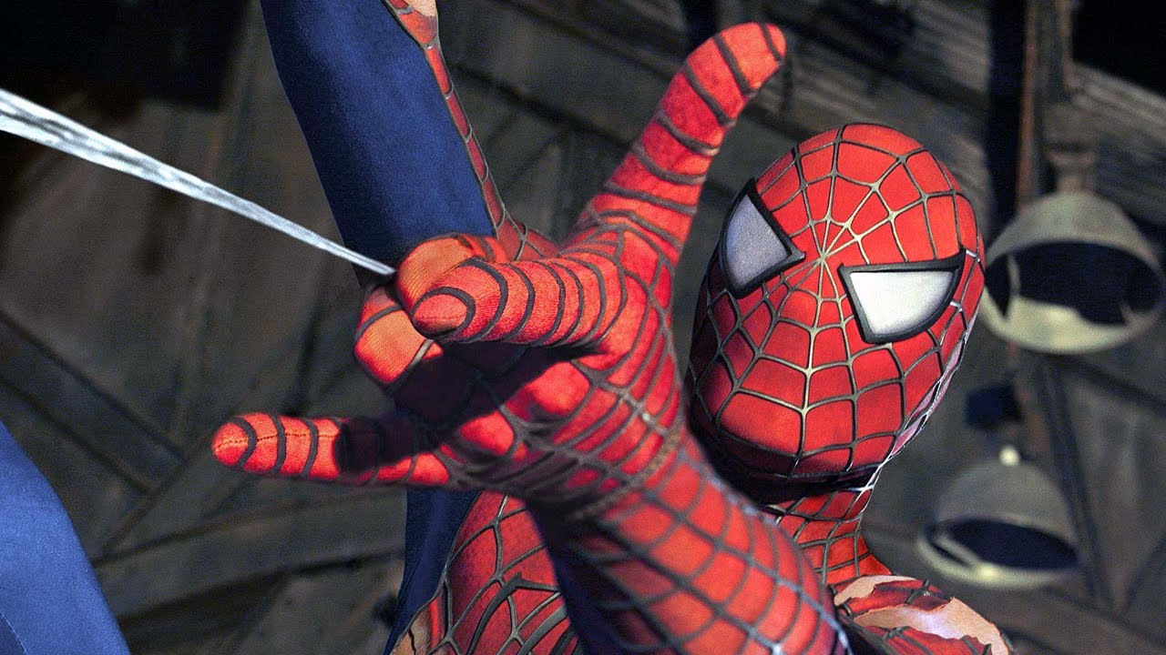 The Amazing Spider Man 2 Video Game Carnage Real Spider-Man Web Sh...