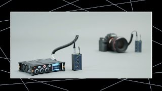 NanoLockit Sync Tutorial: Sound Devices MixPre-3
