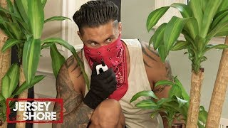 Kidnapping a Pregnant Meatball 😨 | Jersey Shore: Family Vacation | MTV
