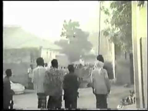 The Streets of Mogadishu on October 3th 1993