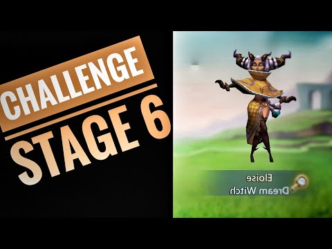 Lords Mobile - Dream Witch Limited Challenge Stage 6