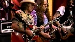 The Allman Brothers Band - Back Where It All Begins [6-29-95]