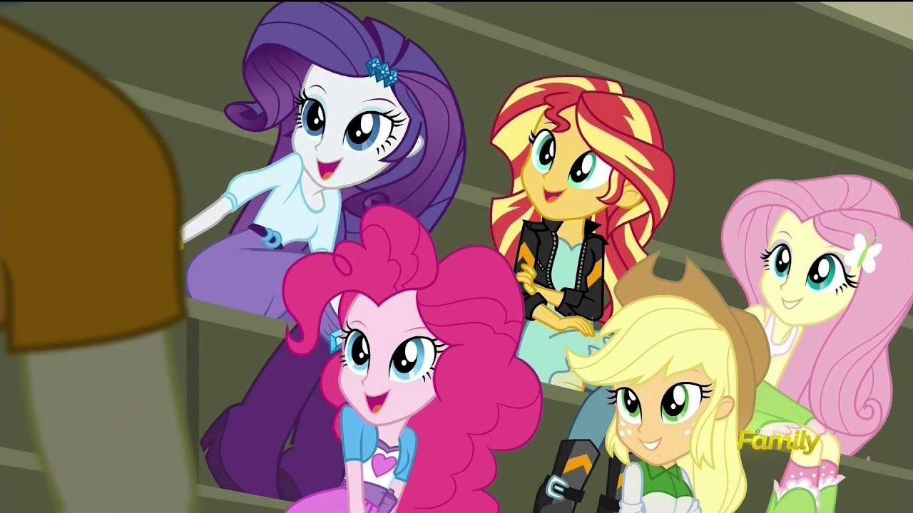 My Little Pony Equestria Girls: Friendship Games - 'CHS ...