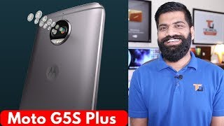Moto G5S Plus and Moto G5S Launched - Budget Dual Camera? My Opinions