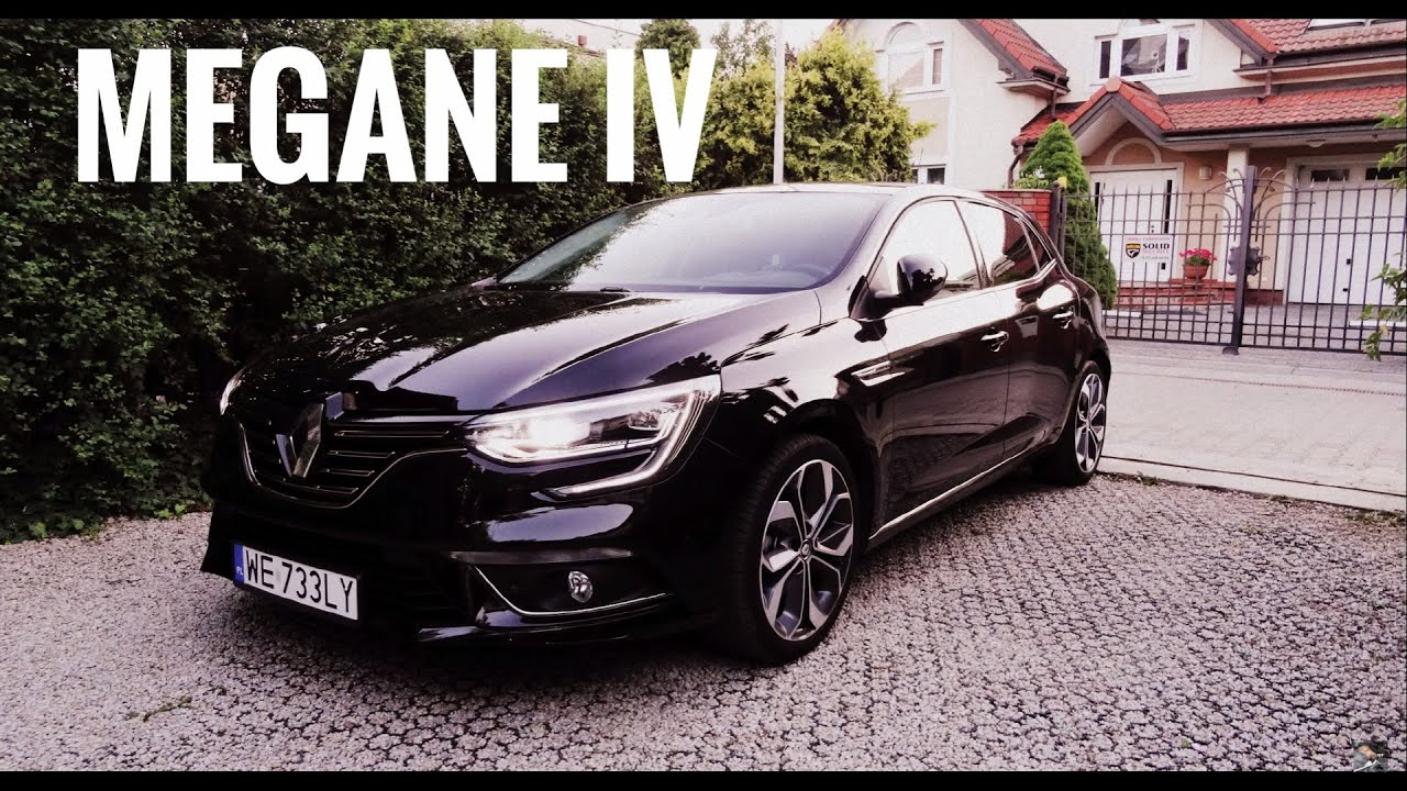 2016 renault megane iv 130 bose edition review pl test prezentacja recenzja pl youtube. Black Bedroom Furniture Sets. Home Design Ideas