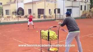 Individual High Performance Training - Tennis Academy Mallorca