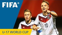 Highlights: Argentina v. Germany - FIFA U17 World Cup Chile 2015
