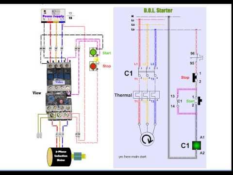 Dol starter motor automotivegarage dol starter you dol wiring scheme asfbconference2016 Gallery