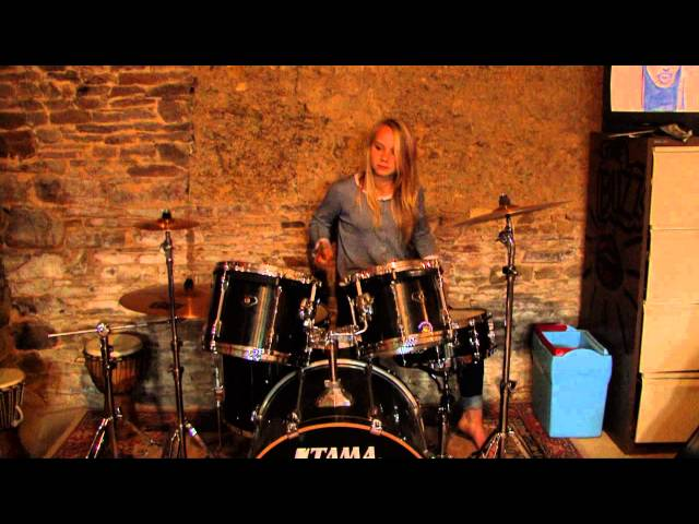 Rosie Drums Solo HD 1080p