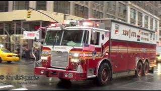 "FDNY Rescue 1 ""Outstanding"" Massive Air Horn"