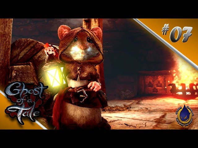 ROLLO'S HAMMER 🐭 Let's Play GHOST OF A TALE #07