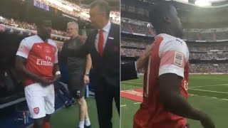 Emmanuel Eboue's Emotional Return To Football Will Make Your Day