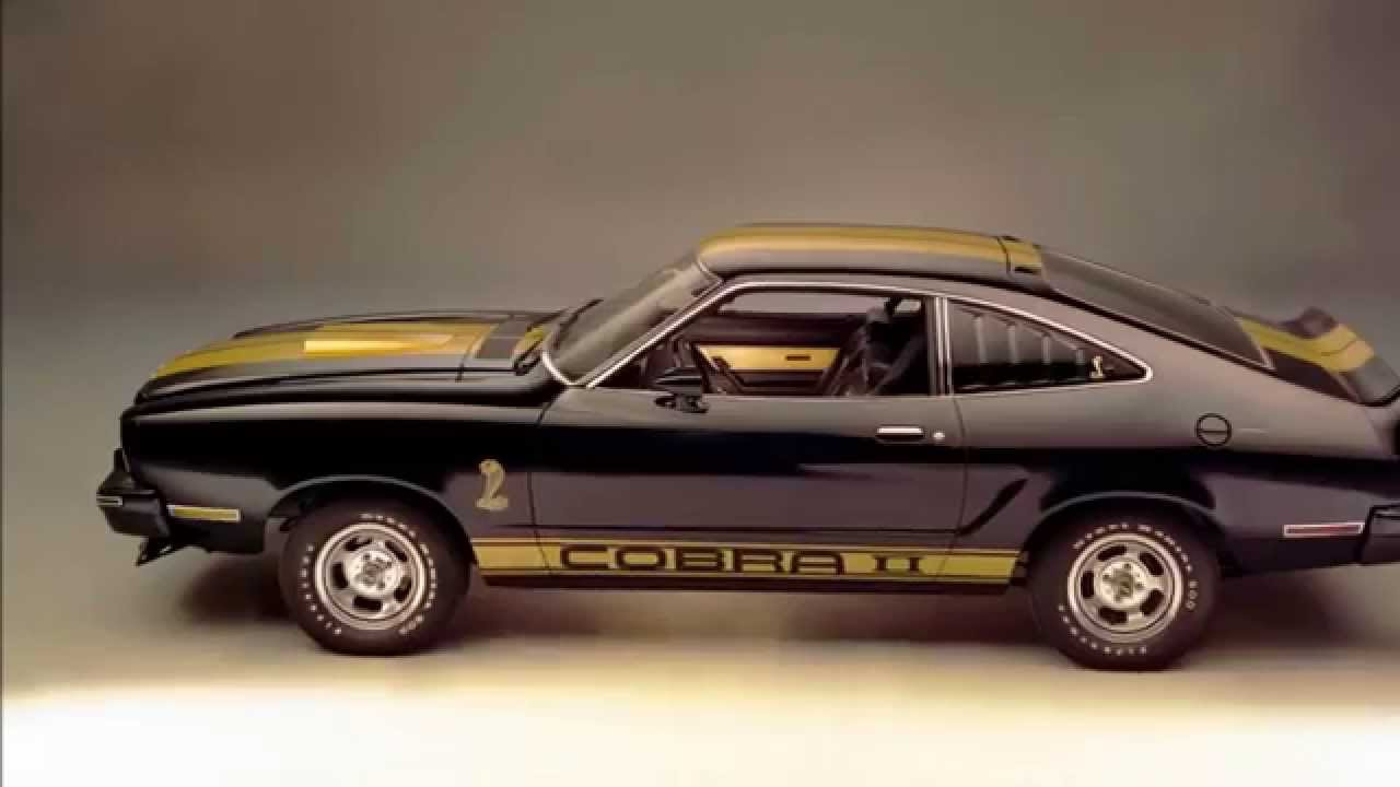 Ford mustang ii 1974 1978