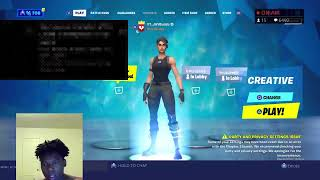 Creative 1v1's For VBUCKS! | Vbucks Giveaway + Gifting Skins | Fortnite PS4 Live Stream | 1V1 WAGERS
